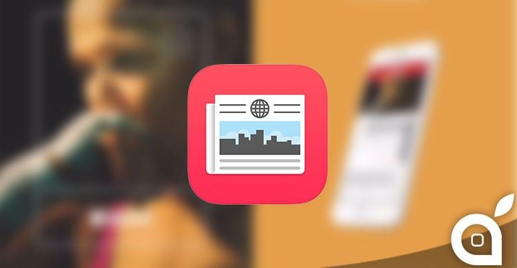 Apple lancia una nuova campagna per Apple News