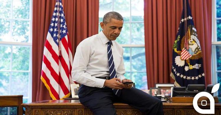 """Barack Obama sul caso Apple vs. FBI: """"Le società tech non devono avere una visione assolutista"""" [Video]"""