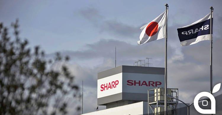 Confermata l'acquisizione di Sharp da parte di Foxconn, dubbia la posizione di Apple