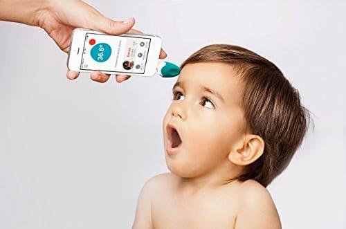 termometro iphone