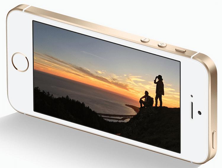 foto iPhone SE