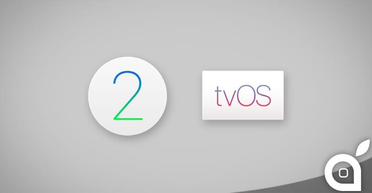 Annunciate le ultime novità di tvOS 9.2 e watchOS 2.2 [AGGIORNATO]
