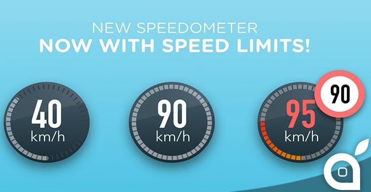 waze speedometer