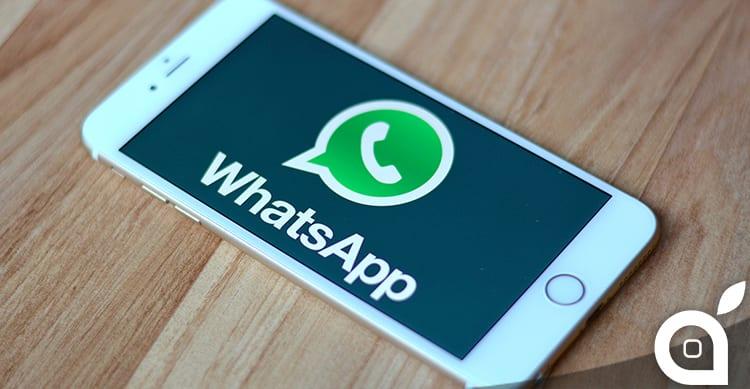 WhatsApp permetterà di inviare anche i documenti!
