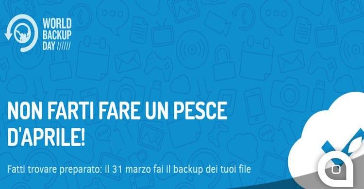 Tutti a mettere in salvo i propri dati! Oggi è il World Backup Day! [Video]