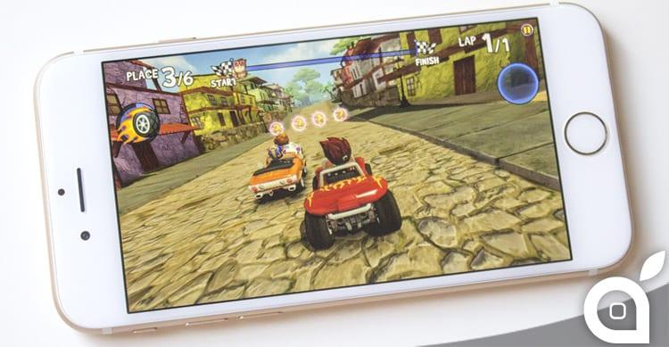 Ecco i 10 migliori giochi che sfruttano il 3D Touch dell'iPhone 6s