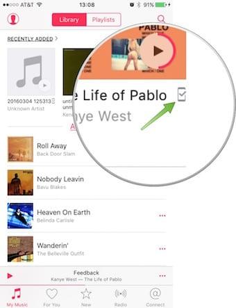 Offline-Apple-Music