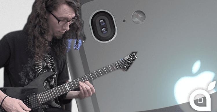 La classica suoneria 'Apertura' di iPhone realizzata in versione Heavy Metal [Download Suoneria]