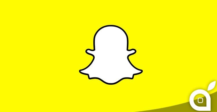 Ogni giorno su Snapchat vengono visti 10 miliardi di video