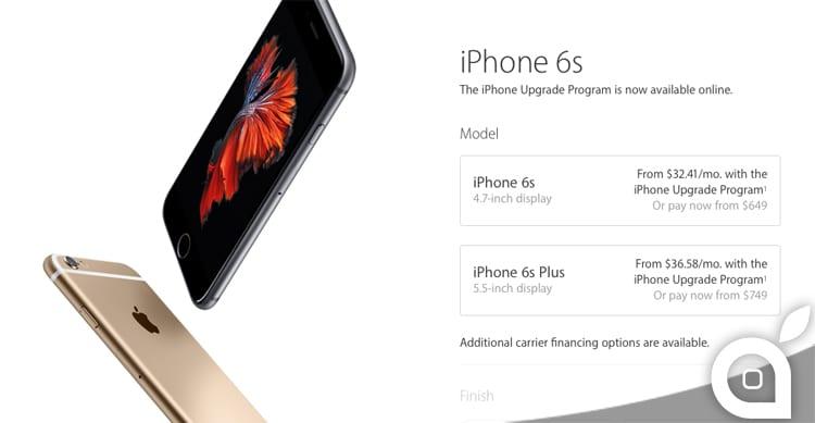 Negli Stati Uniti l'iPhone Upgrade Program è attivabile anche online