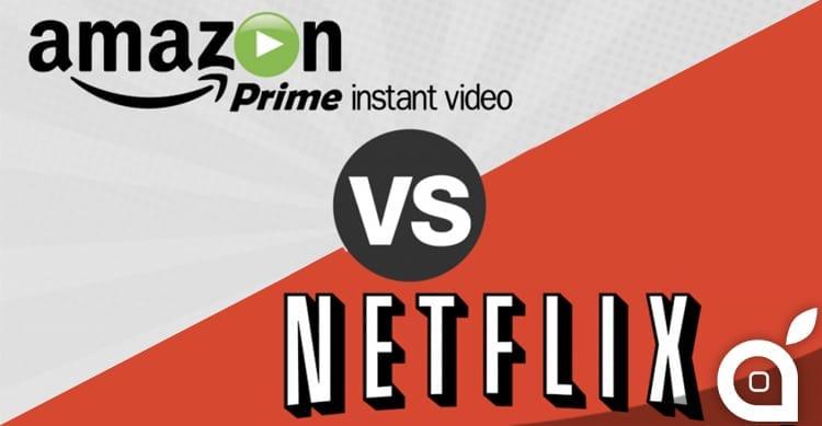 Amazon sfida Netflix con Prime Video per i contenuti in streaming