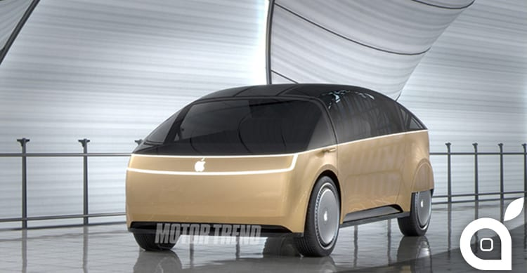 Ecco un concept della Apple Car realizzato da Motor Trend [Video]