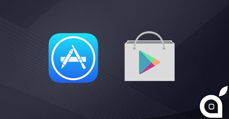 App Store superiore nei ricavi, Google Play Store nei download