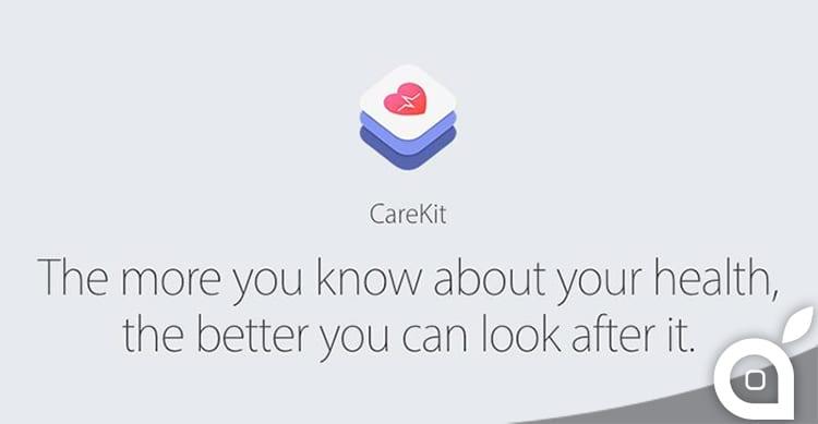 CareKit: disponibile il nuovo framework di Apple con il supporto a quattro applicazioni per la salute