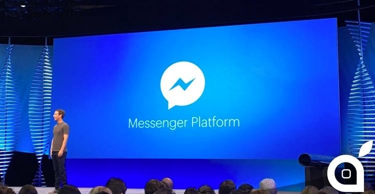 facebook chatbot messenger platform