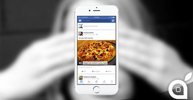facebook ipovedenti