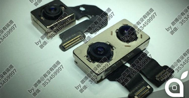 iPhone 7: trapela in rete la foto della doppia fotocamera?