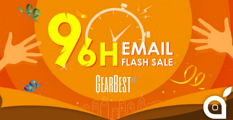 GearBest sconta smartphone, tablet, accessori e smartwatch per poche ore: Ecco i Coupon