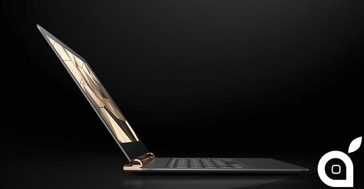 HP presenta Spectre 13.3″, il laptop più sottile al mondo [Galleria]