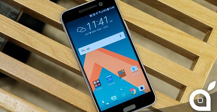 HTC 10, un nuovo, serio e potente concorrente per Apple: caratteristiche, prezzo, disponibilità ed hands-on