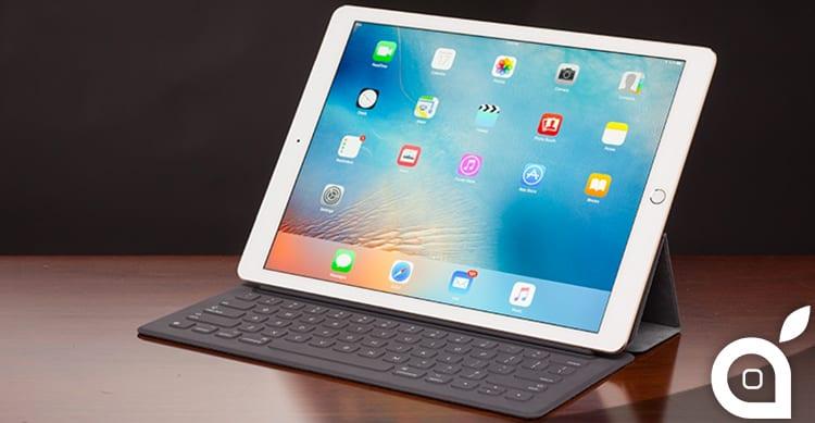 """Tre nuovi iPad Pro nel 2017, di cui uno """"mini"""" con display da 7.9″   Rumor"""