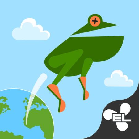 The Frog Who Travels, la rana ha bisogno del tuo aiuto | QuickApp