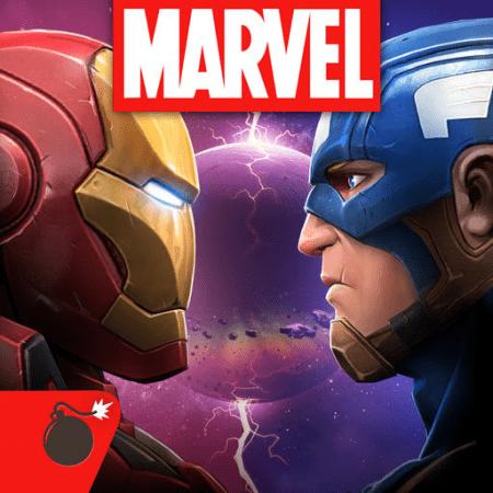 'MARVEL Sfida dei Campioni' si aggiorna in occasione del film 'Captain America: Civil War'