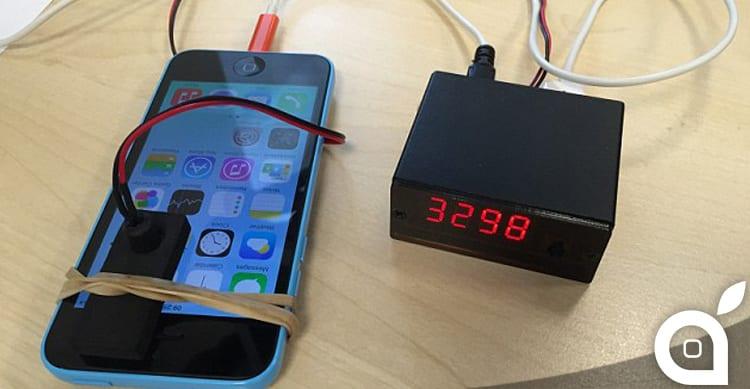 IP-Box, il dispositivo che trova il codice di sblocco di un iPhone in poche ore!