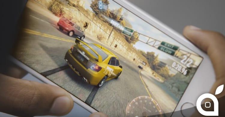 Quando si parla di 'gaming' iPhone batte tutti, anche HTC 10 e Galaxy S7