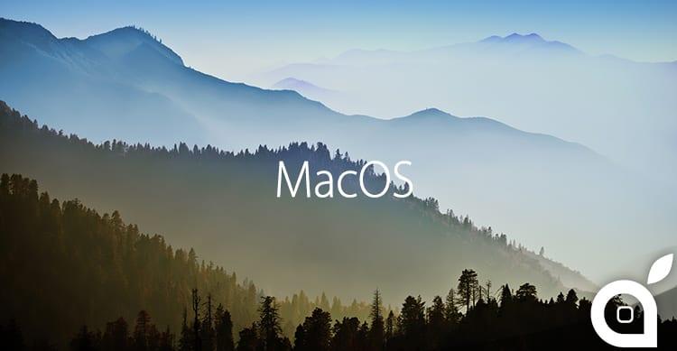 """OS X cambierà nome in """"MacOS"""", a svelarlo è la stessa Apple!"""