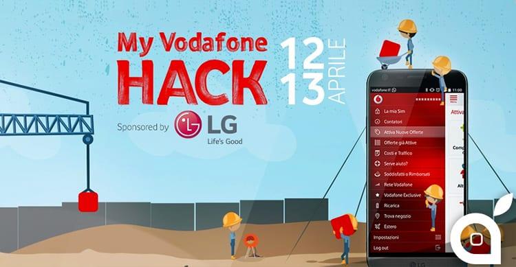 """My Vodafone Hack: vince il team Rednovation con l'avatar """"Vee"""" che migliora l'app My Vodafone"""