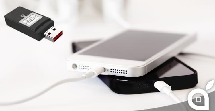 PompAdapter, l'accessorio che velocizza i tempi di ricarica dei dispositivi con offerta per gli utenti iSpazio