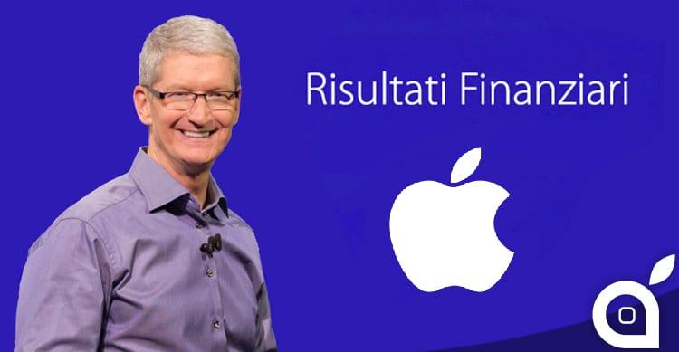 Apple rimanda la conferenza finanziaria del 25 Aprile