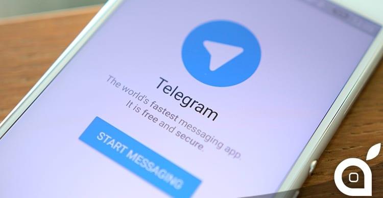 telegram peer-to-peer p2p