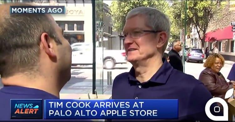 tim cook palo alto apple store