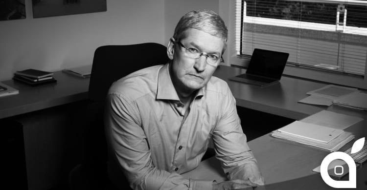 """Tim Cook ancora una volta tra le """"100 persone più influenti al mondo"""" secondo il TIME"""