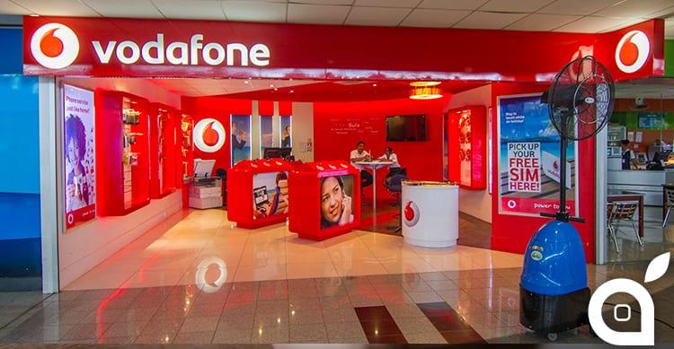 Vodafone regala 1GB di traffico dati 4G a tutti i ragazzi più giovani di 30 anni