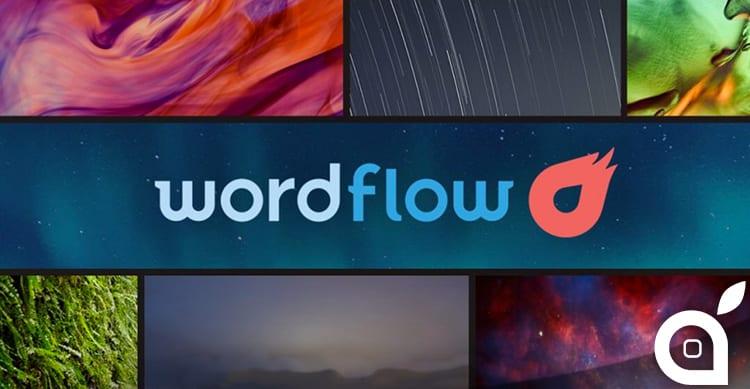 Word Flow per iOS: la tastiera più veloce al mondo arriva in App Store USA