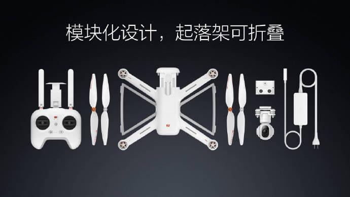 confezione Mi Drone
