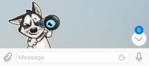 Miglioramenti grafica Telegram