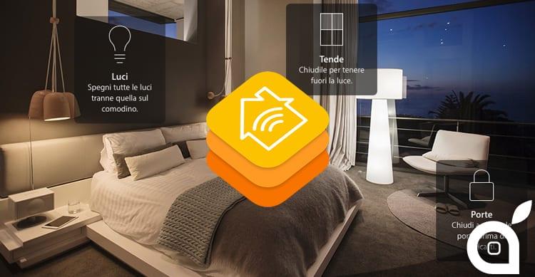 Brevetto Apple: Homekit segue le nostre abitudini e automatizza la nostra casa
