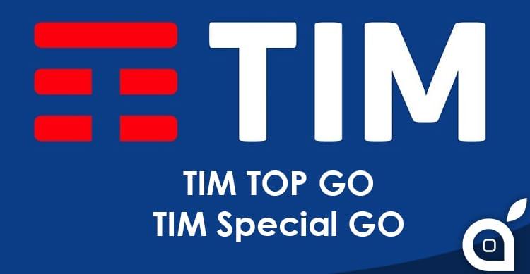 TIM vuole conquistare gli utenti di altri operatori: ecco TOP GO e Special TOP