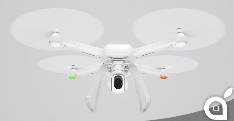 Xiaomi presenta il Mi Drone, foto e specifiche tecniche [Video]