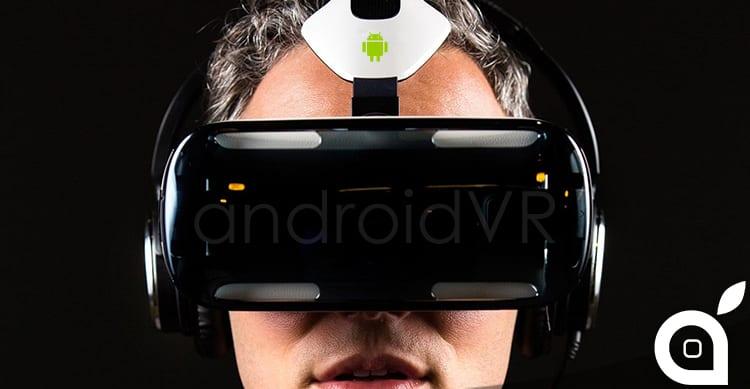 Google sta lavorando al suo Android VR!