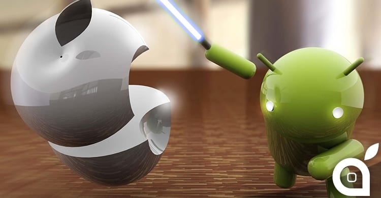 apple ios android