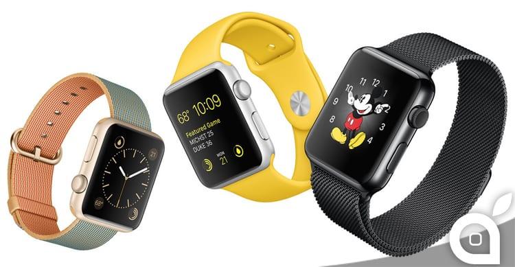 Entro la fine dell'anno arriveranno due nuovi Apple Watch   Rumor