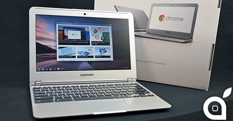 In arrivo le App Android su ChromeOS: in USA si vendono più ChromeBook che Mac!
