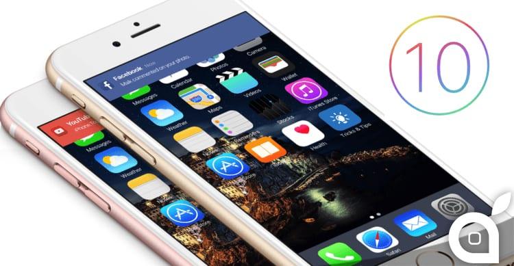 E se iOS 10 fosse così? [Video]