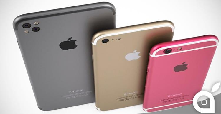 """iPhone 7: un """"design più complesso"""" ha fatto partire la produzione con un mese d'anticipo!"""
