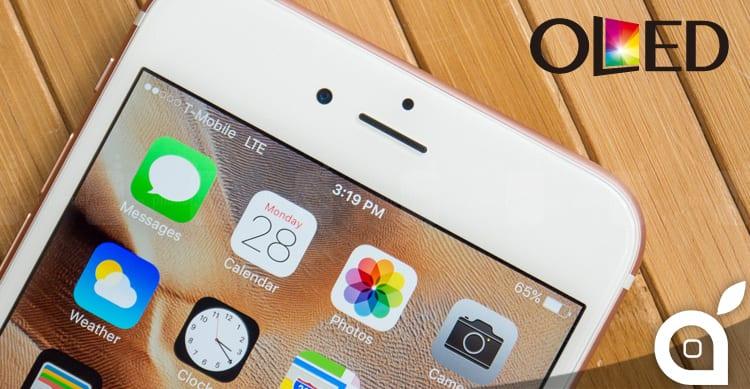 Applied Materials sembra confermare l'arrivo nel 2017 di iPhone con display OLED